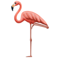 Flamingo-Emoji