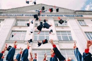 Abschlussfeier Bachelorarbeit