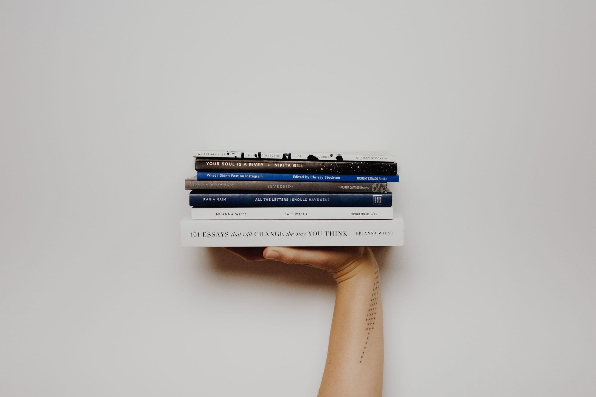 Bücher von Self-Publishern