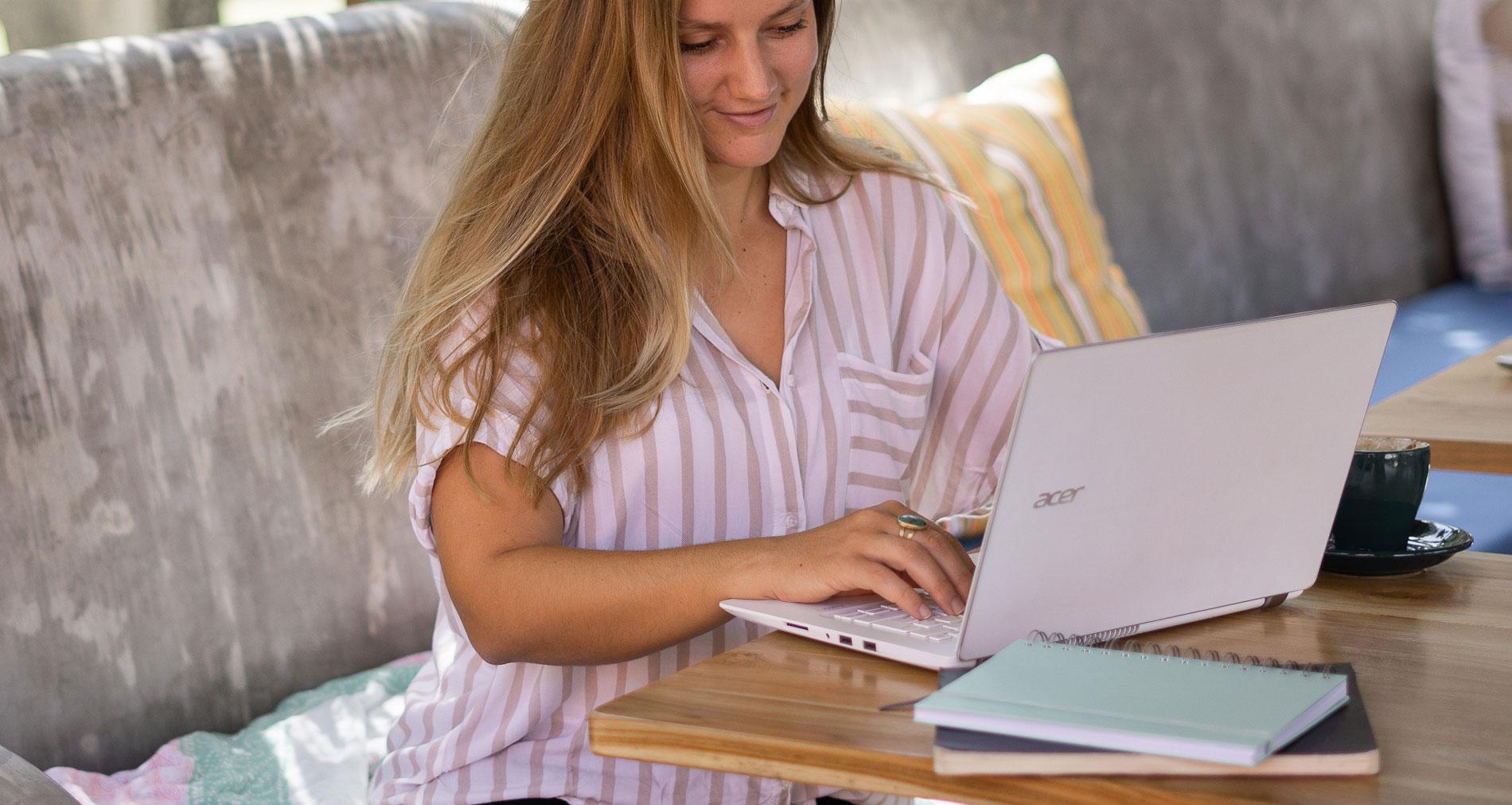 Freelance-Texter und Autorin Inga Maria Panten