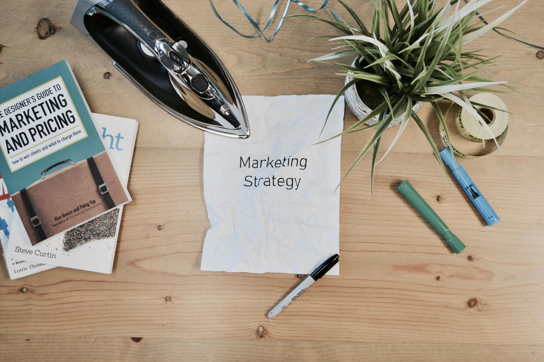 Content-Marketing-Strategie