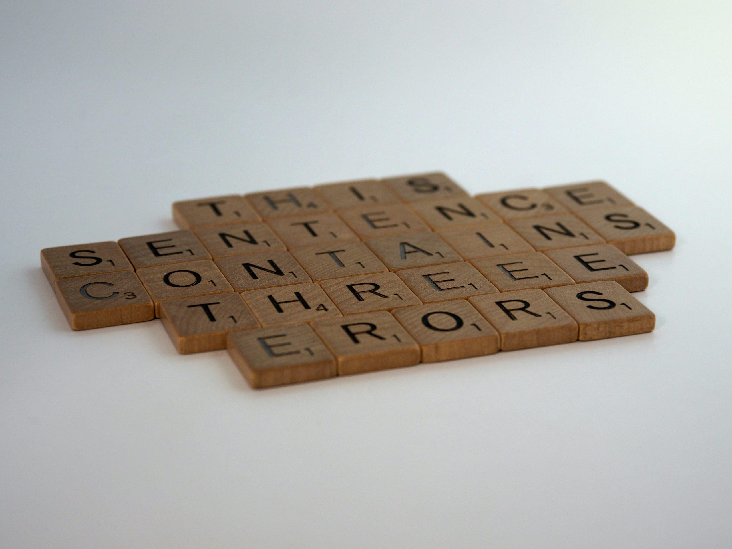 Rechtschreibung und Grammatik für Unternehmer