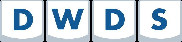 DWDS – Digitales Wörterbuch für deutsche Sprache