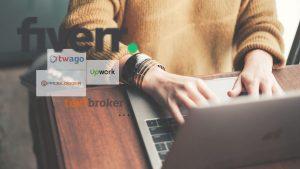 Freelance-Texter Jobs Plattformen